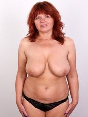 Fotos de casting checo – Zuzana
